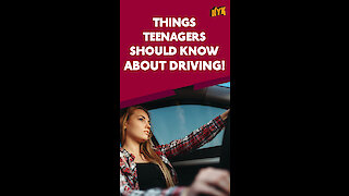Top 4 Things Teens Should Know About Driving *