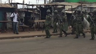 At Least Eleven Dead in Post Kenya Election Protests - Video