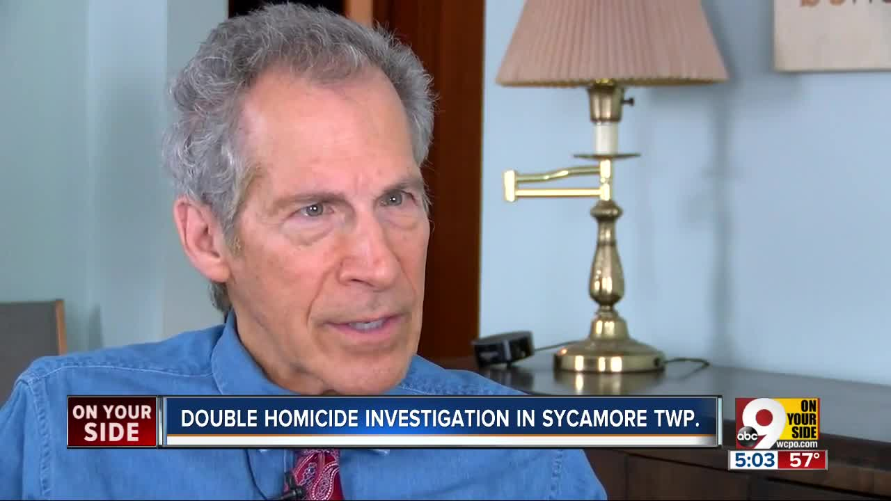 Double homicide investigation in Sycamore Township