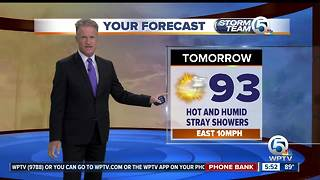 South Florida weather 8/29/17 - 5pm report - Video