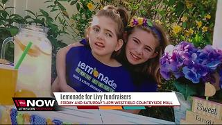 Lemonade for Livy fundraisers - Video