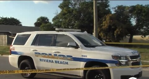 Search for shooter after man killed in Riviera Beach
