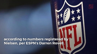 NFL 2017 Ratings Continue To Plummet - Video