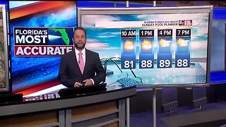 Florida's Most Accurate Forecast with Jason on Saturday, October 6, 2018 - Video