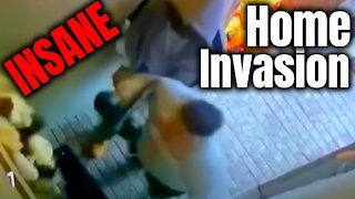 INSANE Home Invasion!