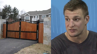 Gronk's Home ROBBED During the Super Bowl!!