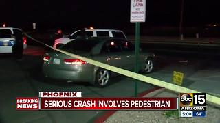 BREAKING: Bicyclist dies after being hit by car in south Phoenix - Video