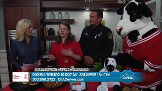 Chickfila Partners with Special Olympics Colorado