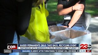 How to dispose of old meds on National Prescription Drug Take-Back Day