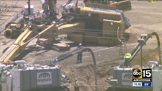 Police ID man killed in Sky Harbor construction accident