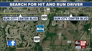 FHP search for driver in deadly hit-and-run with motorcyclist