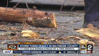 STORM TURNS DEADLY - Video