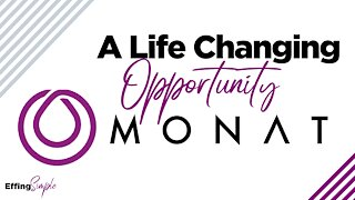 A Life Changing Opportunity // MONAT