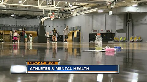 Local psychologists talk breaking down stigma on mental health for student-athletes