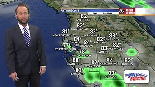 Florida's Most Accurate Forecast with Jason on Wednesday, April 3, 2019