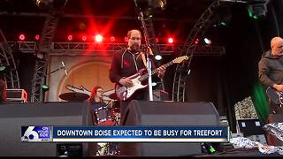 Treefort Music Fest kicks off - Video