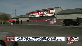Cornhusker Auto Wash supports seniors during coronavirus pandemic