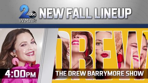 WMAR-2 New Fall Lineup