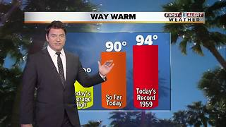 13 First Alert Weather for Oct. 23 - Video