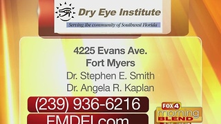 Dry Eye Institute 12/14/16 - Video
