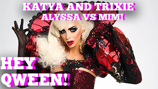 Alyssa Edwards & Mimi Imfurst Tour Drama! Hey Qween! Highlight! - Video