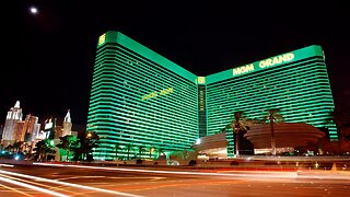 MGM Might Pay Up To $800 Million In Las Vegas Shooting Lawsuits