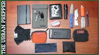 EDC Pocket Dump | My 2021 Everyday Carry Load Out