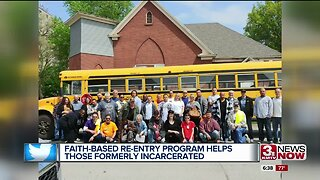 Faith-based re-entry program changing lives