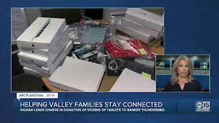 Helping Valley families stay connected