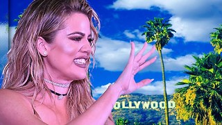Khloe Kardashian Moves Back To Los Angeles With Baby True!! - Video