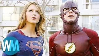 Top 10 Arrowverse Crossover Episodes - Video