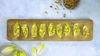 Curried Chicken Salad with Endive - Video