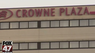 Cause of Crowne Plaza fire unknown - Video