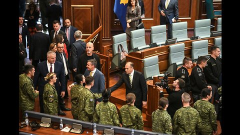 Kosovo Assembly Votes to Create Standing Army