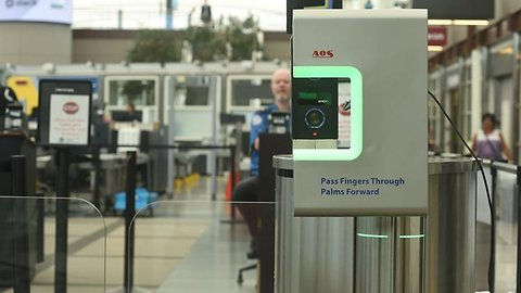 The TSA Wants To Speed Up Airport Security With Biometric Screening