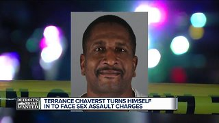 Detroit's Most Wanted captured: Terrance Chaverst