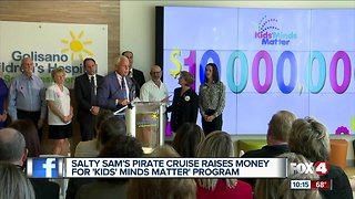 Salty Sam's raises money for kids' mental health support