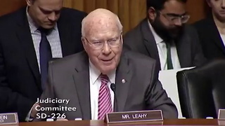 Dem Senator Asks Fed Judge Nominee About Marrying Bacon - You Read That Correctly - Video