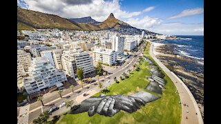 Cape Town becomes part of the longest human chain in the world