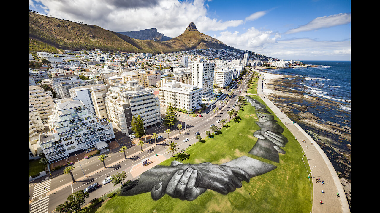 WATCH: Cape Town becomes part of longest human chain in the world - Independent Online