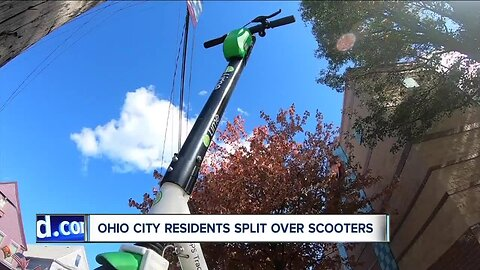 Fun but 'like cockroaches' — Ohio City residents split over e-scooters
