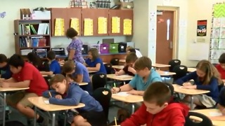 Local students send letters of sympathy to Douglas students - Video