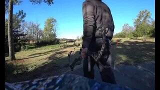 My First Time Compound Bow Archery Shooting | SE4 Mathews Compund Bow