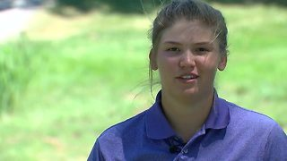 Medina golfer competing against nation's best - Video
