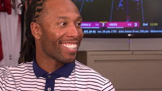 Larry Fitzgerald approves of the NFL's new catch rules - ABC15 Sports - Video