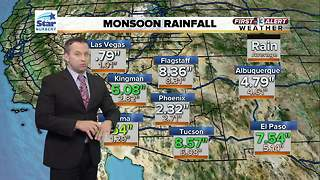13 First Alert Weather for Oct. 1