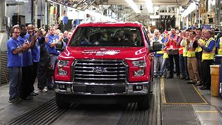 Ford Is Restarting Production Of F-150 Trucks - Video