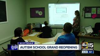 School serves kids with learning disabilities - Video