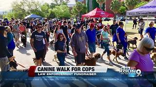 Canine Walk for Cops