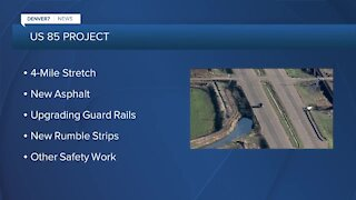 U.S. 85 construction project will impact commutes